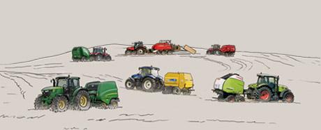 יצרני הציוד החקלאי