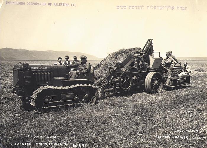 יצרני מכבשים וציוד חקלאי