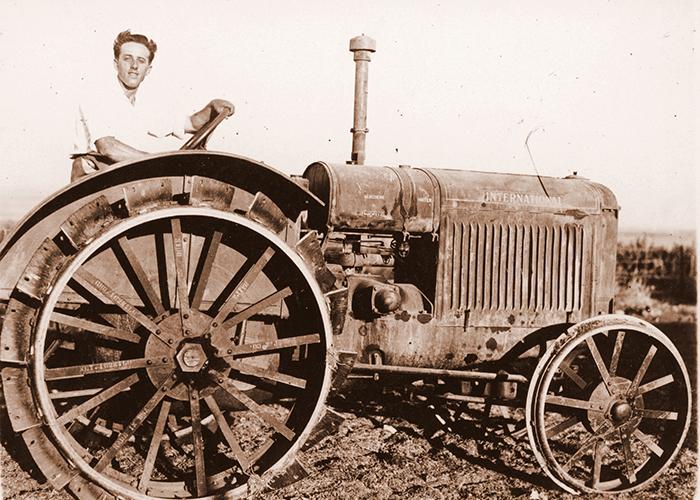 ציוד חקלאי