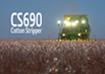 2015 John Deere GoCotton: CS690 Cotton Stripper