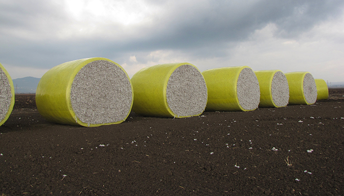 Cotton Wrap RFID
