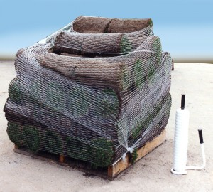 FlexNet® for Turf wrap