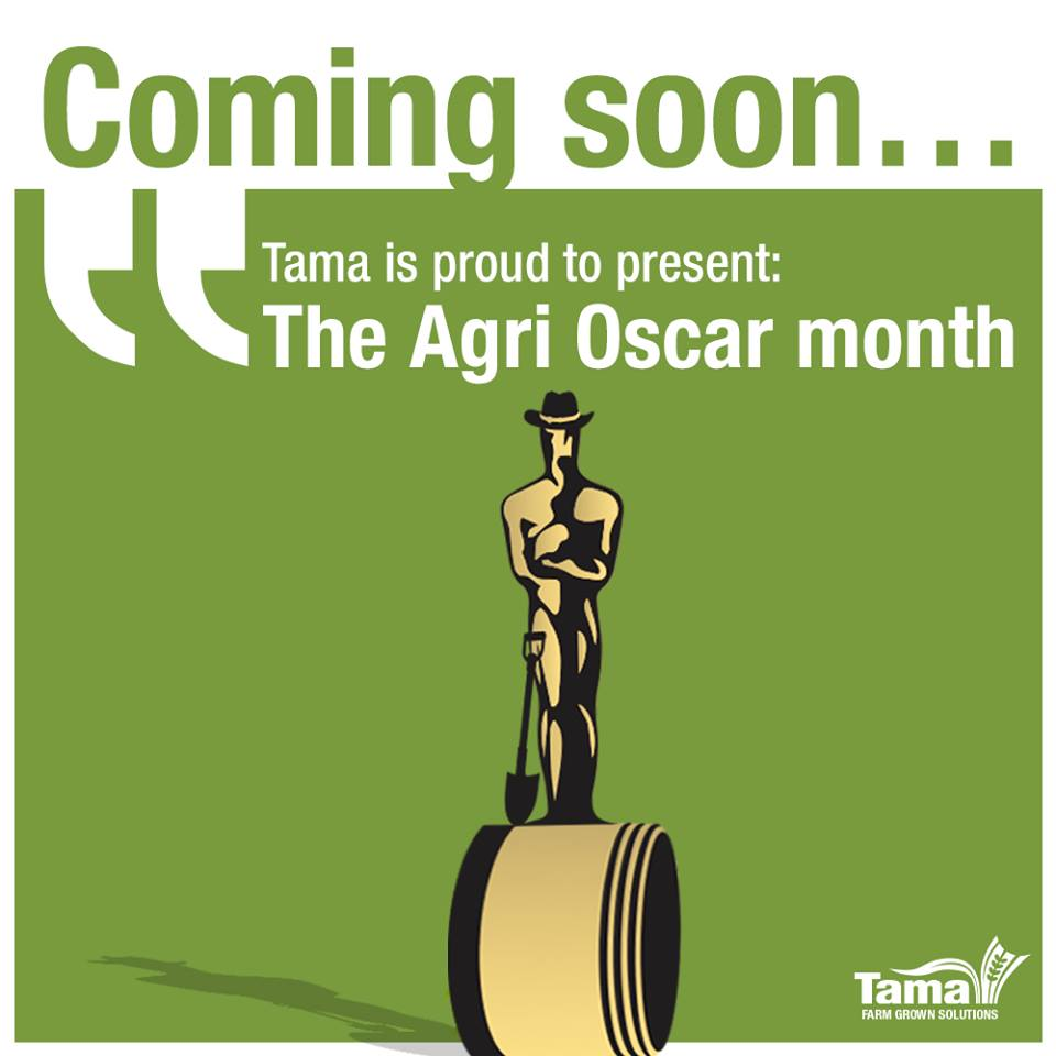 THE Agri Oscar month