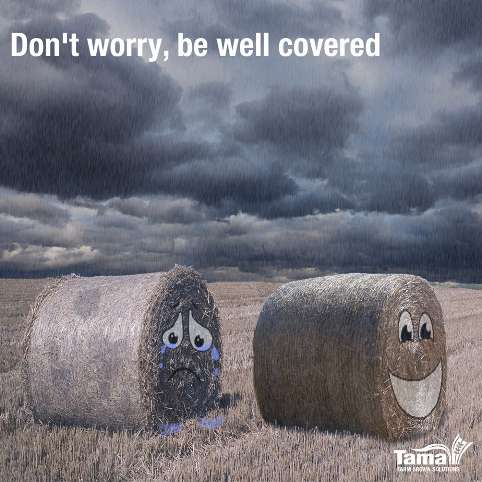 Don't worry, be well covered