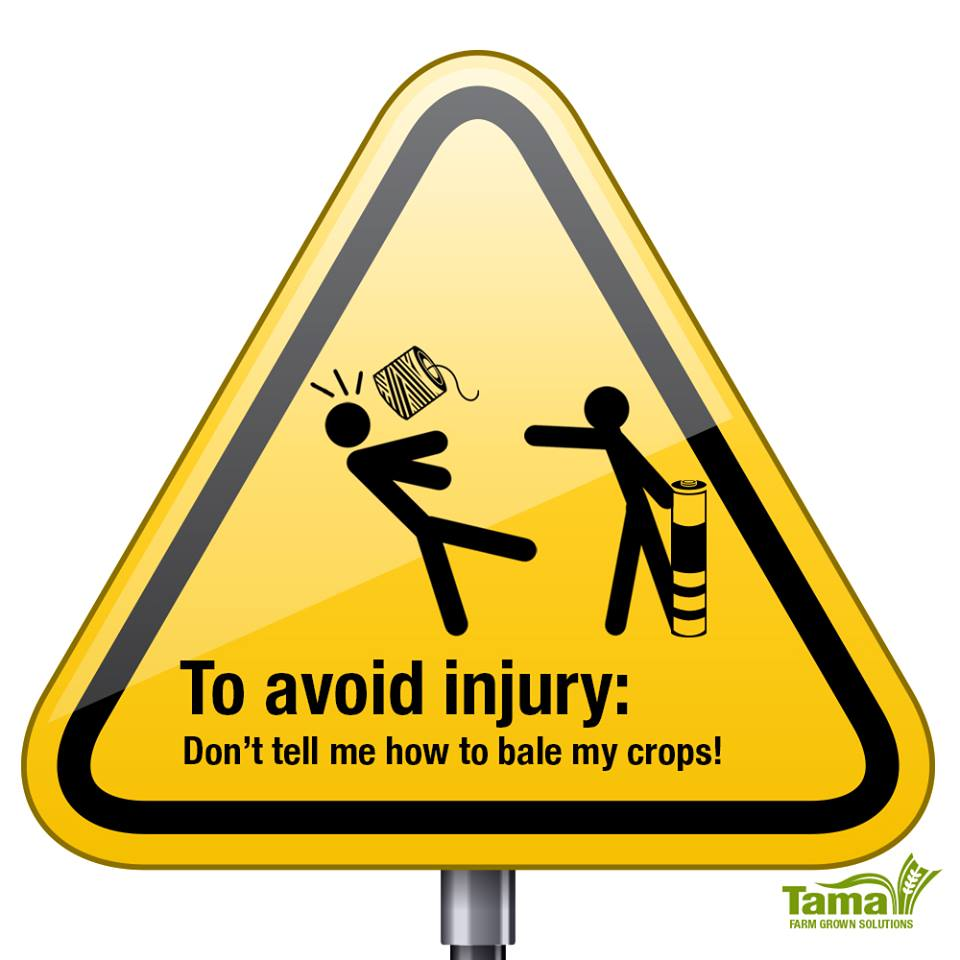 To avoid injury