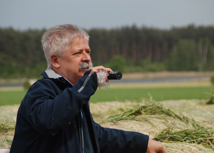 Field Workshops with the polish distributor – Grupa Rolnik-1