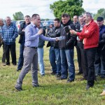 Field Workshops with the polish distributor – Grupa Rolnik-13