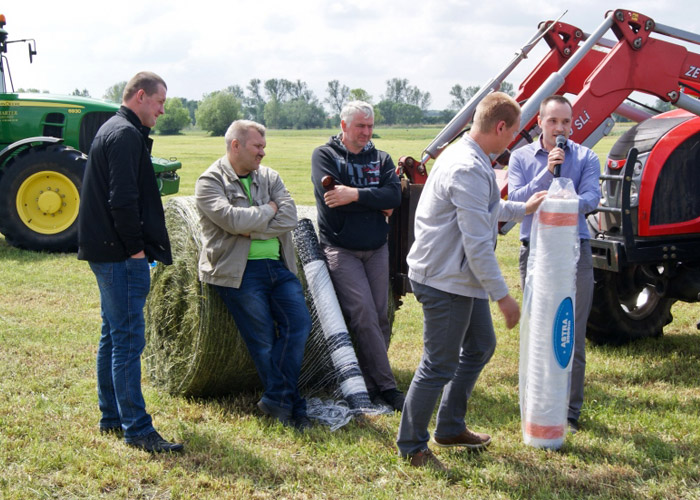 Field Workshops with the polish distributor – Grupa Rolnik-8