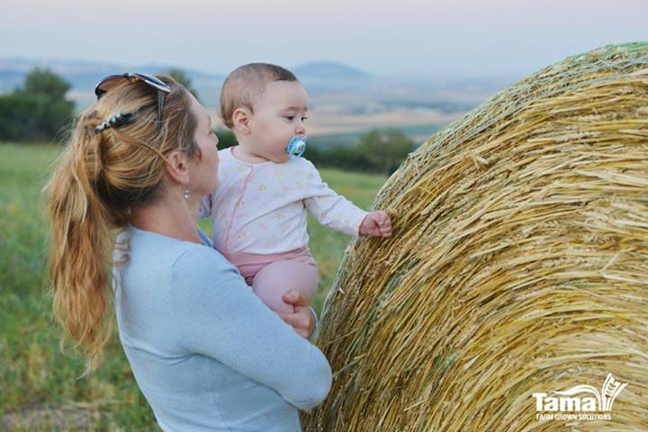 Farming education starts at young age on our farm