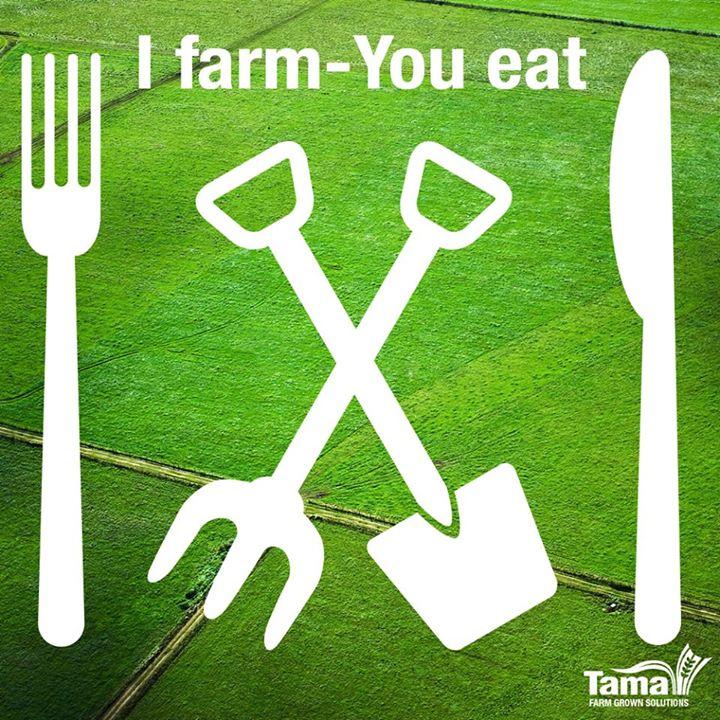 I farm - You eat
