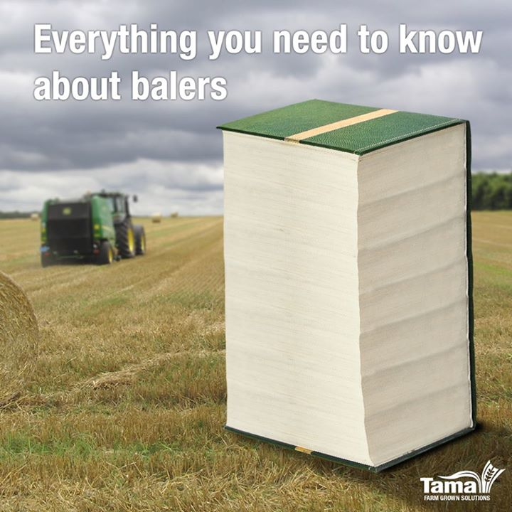 Everything you need to know about balers