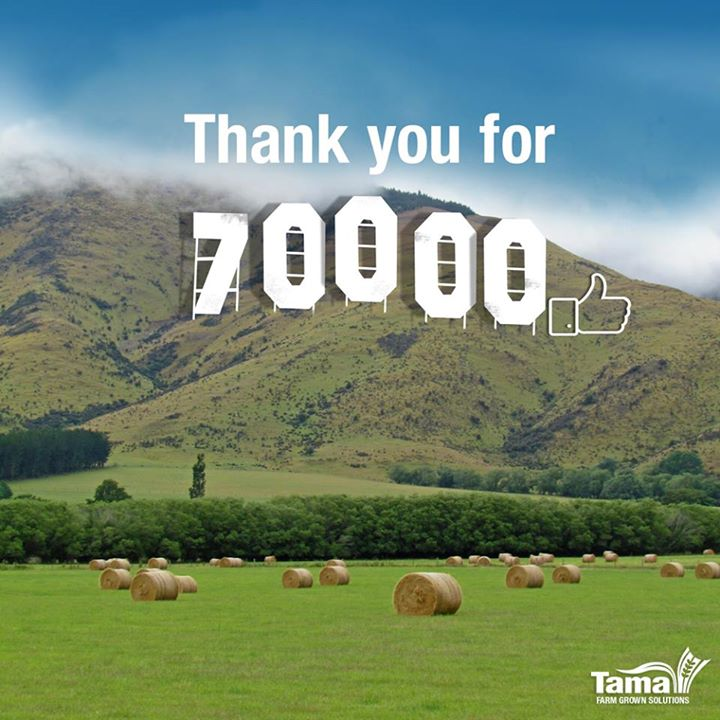 Thank you for 70000 likes