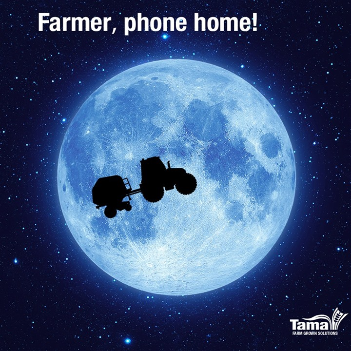Farmer, phone home