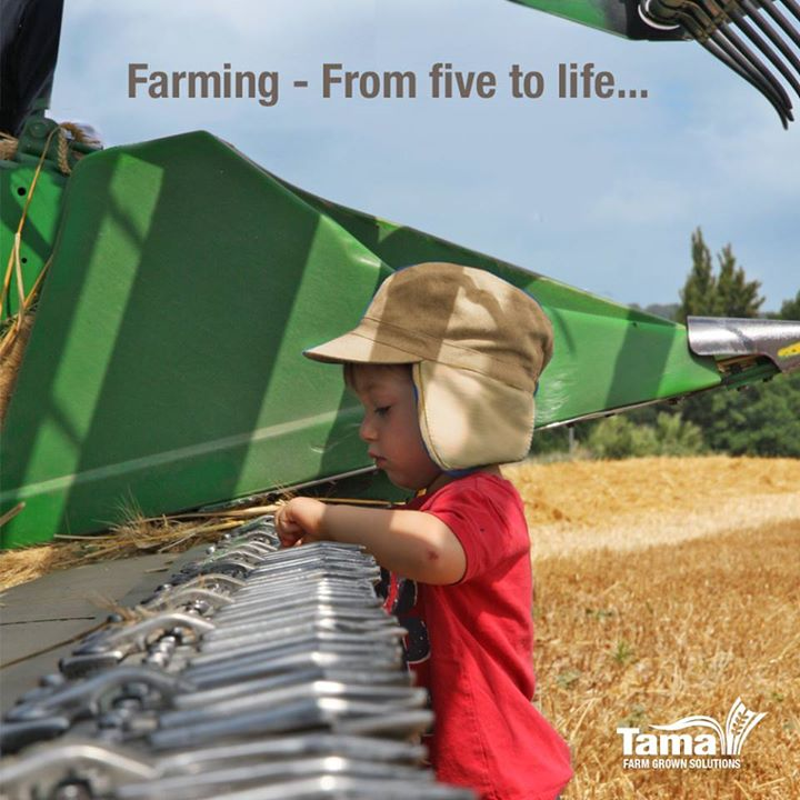 Farming - from five to life