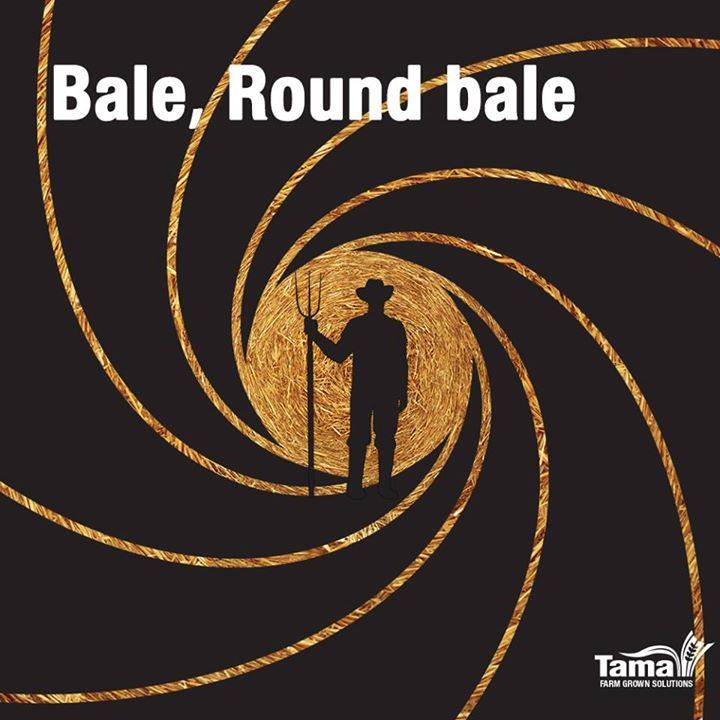 Bale, Round bale