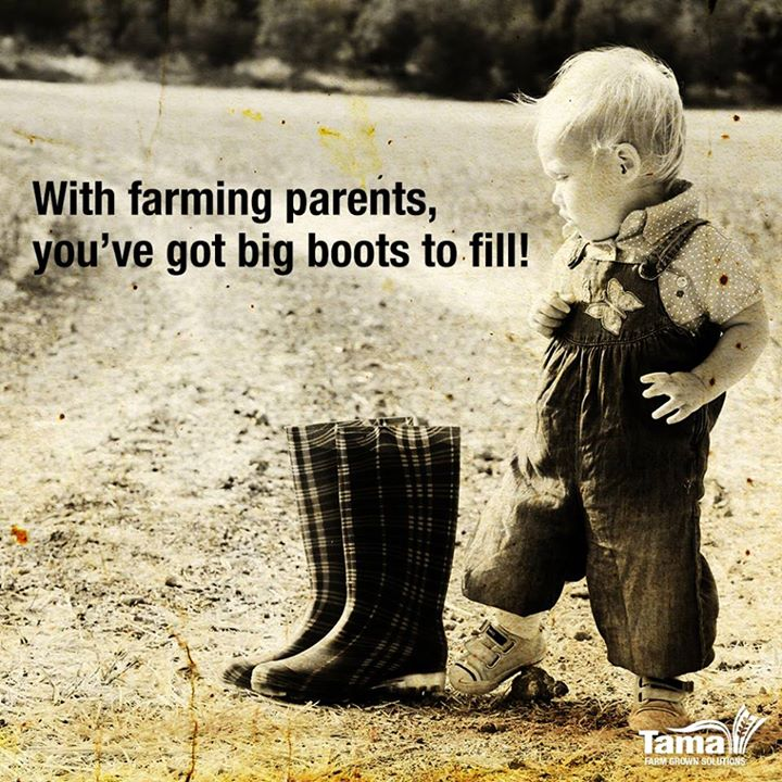 Farming parents