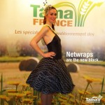 Netwraps are the new black