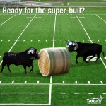 Ready for the super-bull