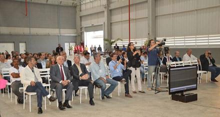 Funcionários da Tama Brasil