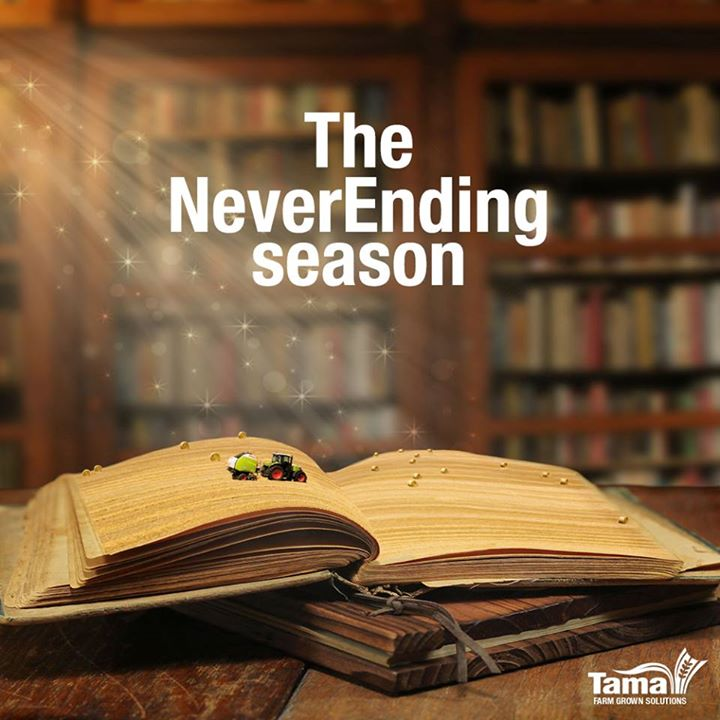 The NeverEnding season
