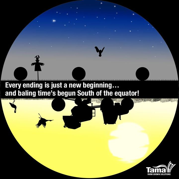 Every ending is just new beginning
