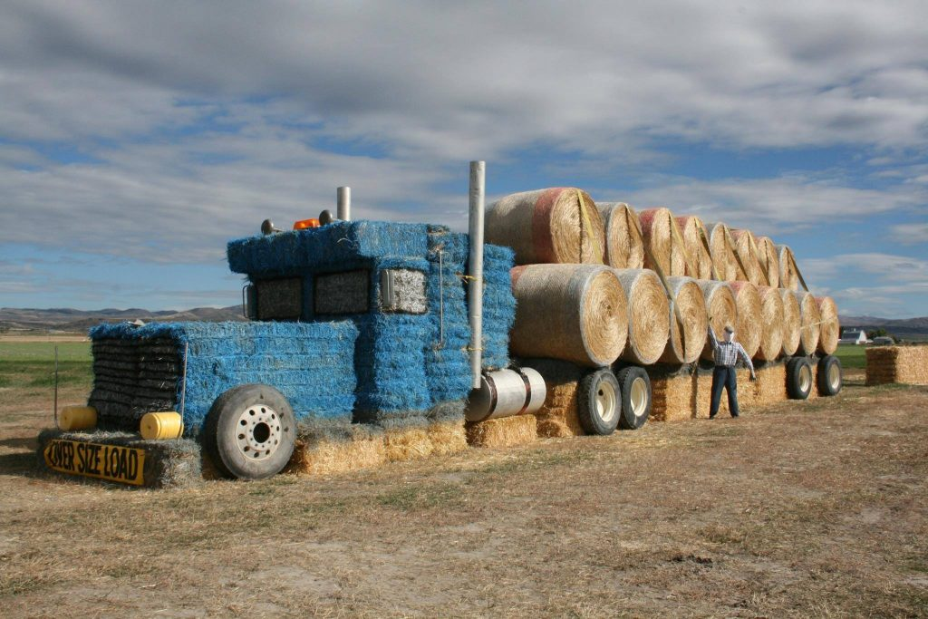 The art of bales