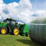 John Deere B-Wrap® in the field