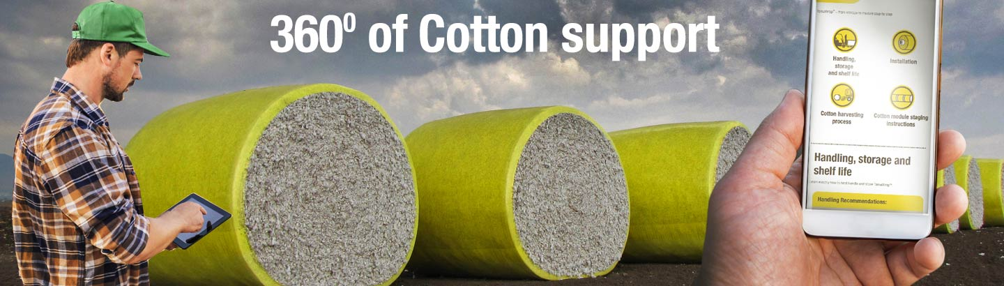 Tama Cotton Support